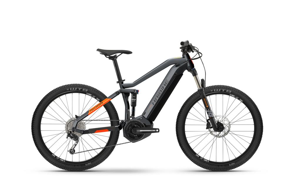 2021 Haibike FullSeven 4 500Wh Electric Mountin Bike