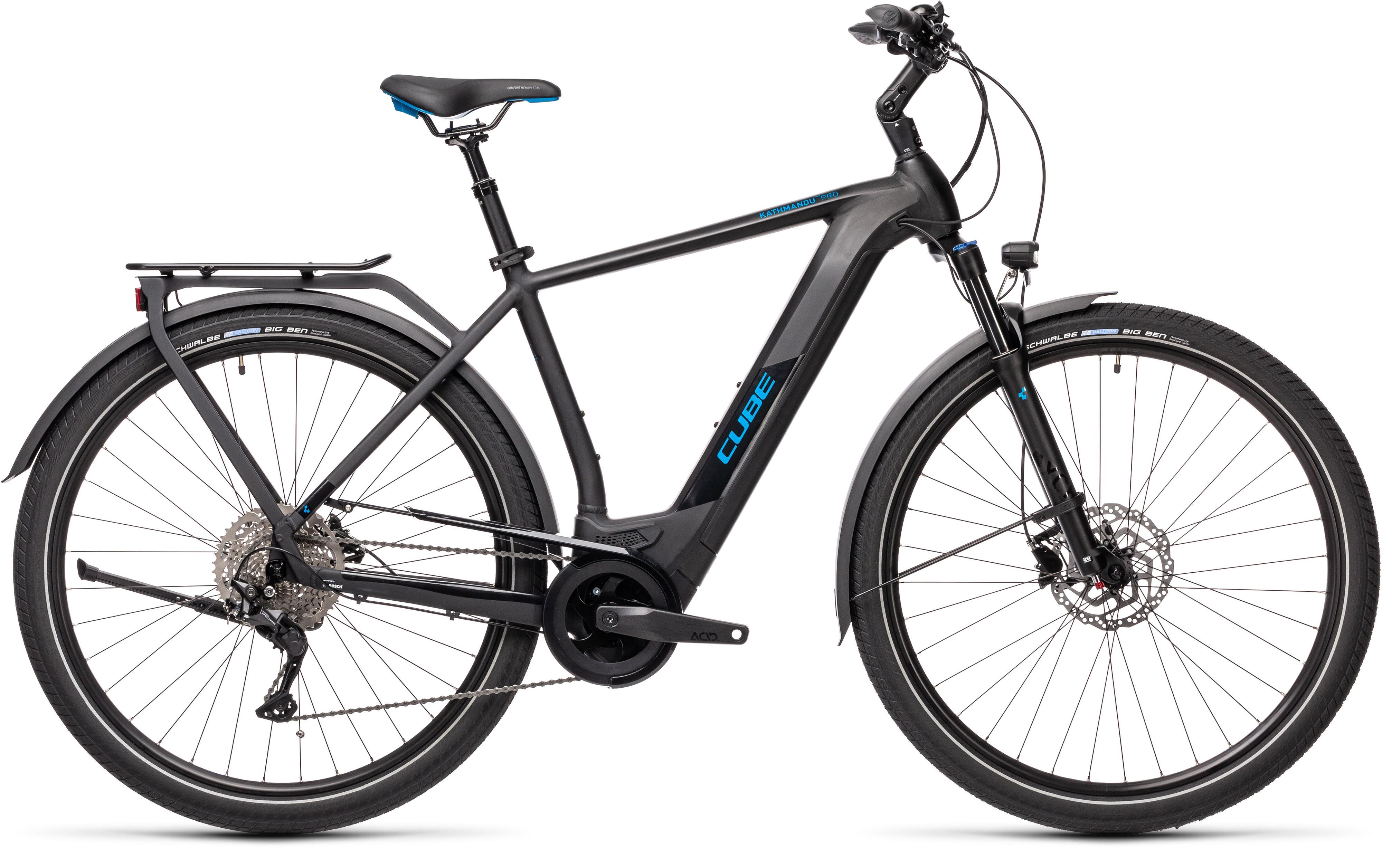 Cube Kathmandu Hybrid Pro 625 Electric Bike 2021