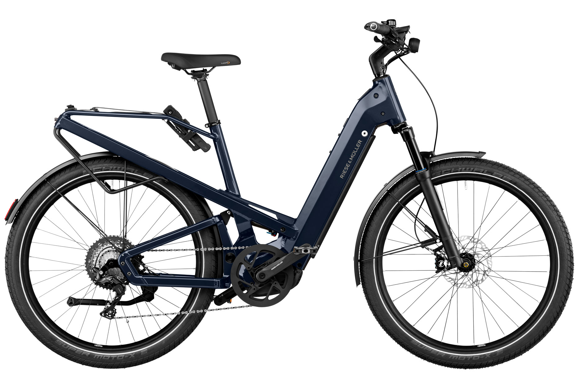 Riese & Muller Homage GT Touring Electric Bike