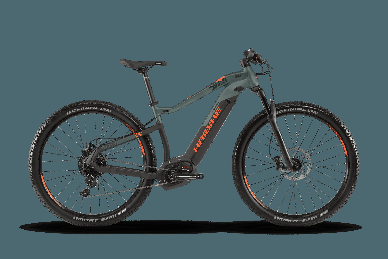 Chainguide Sduro e-bike front derailleur mount Haibike drivetrain